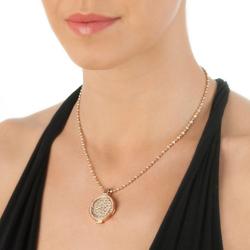 Obrázek è. 8 k produktu: Pøívìsek Hot Diamonds Emozioni Scintilla Champagne Loyalty Coin