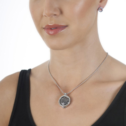 Obrázek č. 2 k produktu: Přívěsek Hot Diamonds Emozioni Alveare Coin