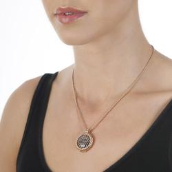 Obrázek è. 4 k produktu: Pøívìsek Hot Diamonds Emozioni Alveare Rose Coin