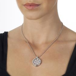 Obrázek è. 4 k produktu: Pøívìsek Hot Diamonds Emozioni Telaio Pink Coin
