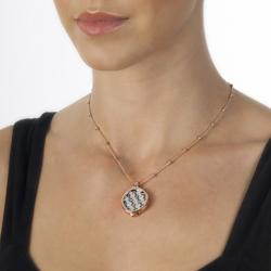 Obrázek è. 4 k produktu: Pøívìsek Hot Diamonds Emozioni Telaio Black Coin