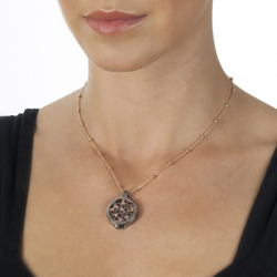 Obrázek è. 4 k produktu: Pøívìsek Hot Diamonds Emozioni Edera Rose Gold Coin