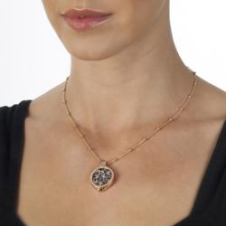 Obrázek è. 6 k produktu: Pøívìsek Hot Diamonds Emozioni Edera Oxidised Coin