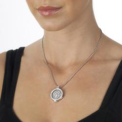 Obrázek è. 4 k produktu: Pøívìsek Hot Diamonds Emozioni Prisma Azure Coin