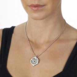 Obrázek è. 4 k produktu: Pøívìsek Hot Diamonds Emozioni Girasole Black Coin