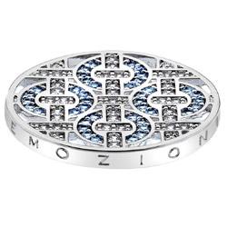 Pøívìsek Hot Diamonds Emozioni Telaio Azure Coin