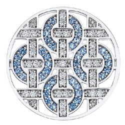 Obrázek č. 5 k produktu: Přívěsek Hot Diamonds Emozioni Telaio Azure Coin
