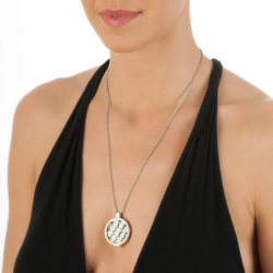 Obrázek è. 2 k produktu: Pøívìsek Hot Diamonds Emozioni Telaio Black Coin