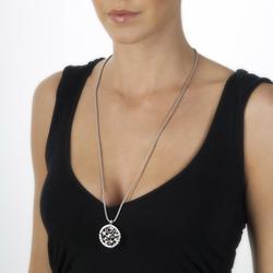 Obrázek è. 2 k produktu: Pøívìsek Hot Diamonds Emozioni Edera Oxidised Coin