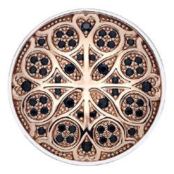 Obrázek è. 6 k produktu: Pøívìsek Hot Diamonds Emozioni Radici Rose Gold Coin