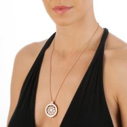 Obrázek č. 1 k produktu: Přívěsek Hot Diamonds Emozioni Radici Rose Gold Coin