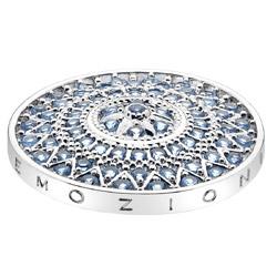 Pøívìsek Hot Diamonds Emozioni Prisma Azure Coin