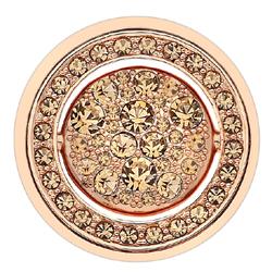 Obrázek è. 4 k produktu: Pøívìsek Hot Diamonds Emozioni Fiamme e Ghiaccio Rose Gold Coin