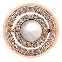 Obrázek č. 1 k produktu: Přívěsek Hot Diamonds Emozioni Giorno e Notte Rose Gold Coin