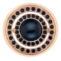 Obrázek č. 2 k produktu: Přívěsek Hot Diamonds Emozioni Giorno e Notte Rose Gold Coin