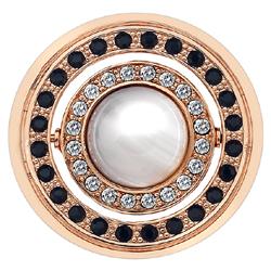 Obrázek č. 3 k produktu: Přívěsek Hot Diamonds Emozioni Giorno e Notte Rose Gold Coin