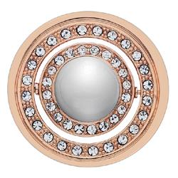 Obrázek è. 2 k produktu: Pøívìsek Hot Diamonds Emozioni Mare e Nubi Rose Gold Coin