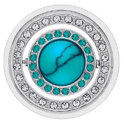 Obrázek è. 8 k produktu: Pøívìsek Hot Diamonds Emozioni Mare e Nubi Coin