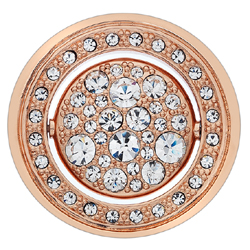 Obrázek č. 1 k produktu: Přívěsek Hot Diamonds Emozioni Acqua e Aria Rose Gold Coin