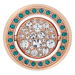 Obrázek č. 3 k produktu: Přívěsek Hot Diamonds Emozioni Acqua e Aria Rose Gold Coin