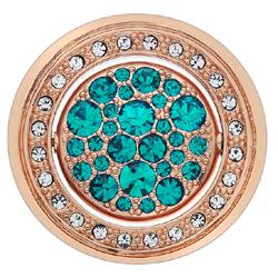 Obrázek č. 4 k produktu: Přívěsek Hot Diamonds Emozioni Acqua e Aria Rose Gold Coin
