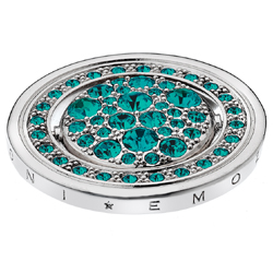 Pøívìsek Hot Diamonds Emozioni Acqua e Aria Coin