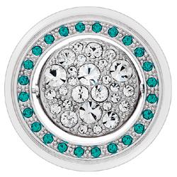 Obrázek è. 6 k produktu: Pøívìsek Hot Diamonds Emozioni Acqua e Aria Coin