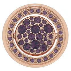 Obrázek è. 6 k produktu: Pøívìsek Hot Diamonds Emozioni Alba e Tramonto Rose Gold Coin