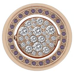 Obrázek è. 2 k produktu: Pøívìsek Hot Diamonds Emozioni Alba e Tramonto Rose Gold Coin