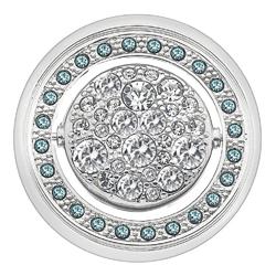 Obrázek è. 8 k produktu: Pøívìsek Hot Diamonds Emozioni Autunno e Inverno Coin