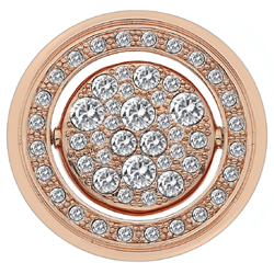 Obrázek è. 2 k produktu: Pøívìsek Hot Diamonds Emozioni Autunno e Inverno Rose Gold Coin