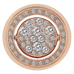 Obrázek è. 2 k produktu: Pøívìsek Hot Diamonds Emozioni Estate e Primavera Rose Gold Coin