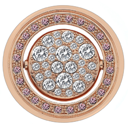 Obrázek è. 6 k produktu: Pøívìsek Hot Diamonds Emozioni Estate e Primavera Rose Gold Coin