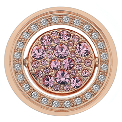 Obrázek è. 8 k produktu: Pøívìsek Hot Diamonds Emozioni Estate e Primavera Rose Gold Coin
