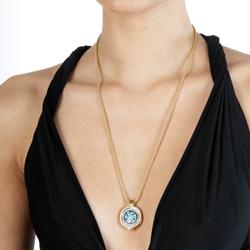 Obrázek è. 12 k produktu: Pøívìsek Hot Diamonds Emozioni Autunno e Inverno Coin