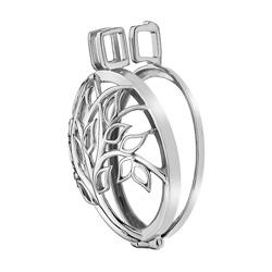 Støíbrný pøívìsek Hot Diamonds Emozioni Vita Coin Keeper EK040