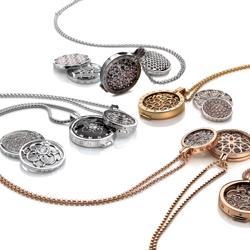 Obrázek è. 2 k produktu: Støíbrný náhrdelník Hot Diamonds Emozioni DP450CH016EC088