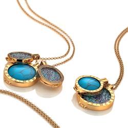 Obrázek č. 5 k produktu: Stříbrný přívěsek Hot Diamonds Emozioni Turquoise Coin