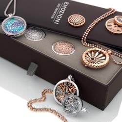 Obrázek č. 1 k produktu: Přívěsek Hot Diamonds Emozioni Alveare Rose Coin