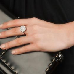 Obrázek è. 12 k produktu: Støíbrný prsten Hot Diamonds Emozioni Scintilla