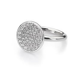 Obrázek è. 10 k produktu: Støíbrný prsten Hot Diamonds Emozioni Scintilla