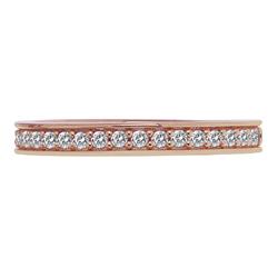Obrázek è. 2 k produktu: Støíbrný prsten Hot Diamonds Emozioni Infinito Rose Gold