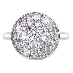 Obrázek è. 4 k produktu: Støíbrný prsten Hot Diamonds Emozioni Bouquet