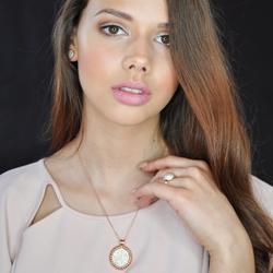 Obrázek è. 8 k produktu: Støíbrný prsten Hot Diamonds Emozioni Bouquet Rose Gold