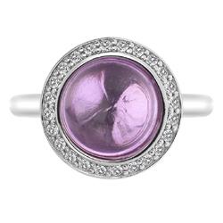 Obrázek è. 2 k produktu: Støíbrný prsten Hot Diamonds Emozioni Laghetto Pink