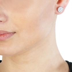 Obrázek è. 4 k produktu: Støíbrné náušnice Hot Diamonds Emozioni Scintilla