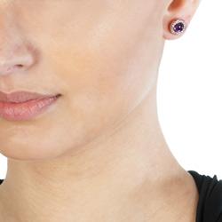 Obrázek è. 4 k produktu: Støíbrné náušnice Hot Diamonds Emozioni Giove Fantasy Rose Gold