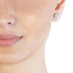 Obrázek è. 4 k produktu: Støíbrné náušnice Hot Diamonds Emozioni Giove Pearl