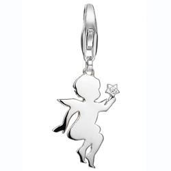 Stříbrný přívěsek Esprit Charms Angel Star