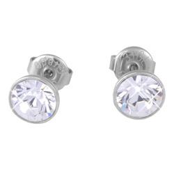 Náušnice s krystaly Swarovski ESSW12-CZ